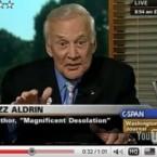 NASA: Buzz Aldrin e gli UFO