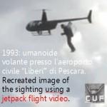 Gli umanoidi volanti