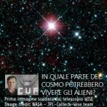 Alieni: in quale zona del Cosmo potrebbero trovarsi?
