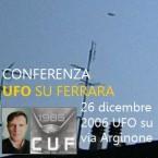 Conferenza: UFO su Ferrara