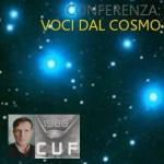 Conferenza: voci dal Cosmo