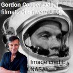 Nasa ed astronauti: Gordon Cooper vide il filmato di un vero UFO