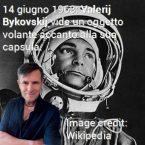 URSS ed astronauti: Valerij Bikovskij vide un UFO