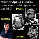 Apollo 8: gli astronauti videro e fotografarono un oggetto discoidale