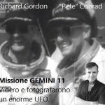 Gemini 11: Conrad e Gordon fotografarono un incredibile UFO